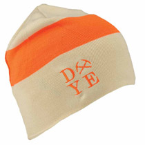 Dye 2014 Beanie 3AM Tan Hunter Orange
