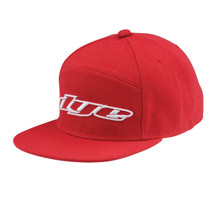 Dye 2015 Hat Logo Adjustable Red
