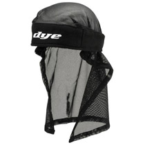 Dye Paintball Head Wrap - Dye Black