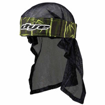 Dye 2014 Head Wrap Bambu Green Black