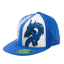 Empire Dynasty Dragon Hat Small/Medium - Blue