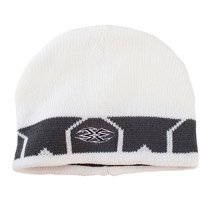 Empire Beanie Bitmap White