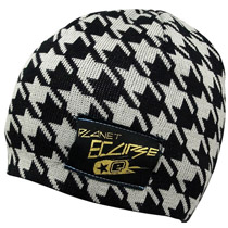 Eclipse 09 Valent Beanie - Black/Grey