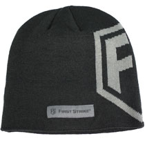 First Strike Beanie Black