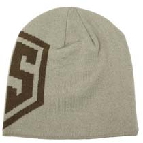 First Strike Beanie Tan