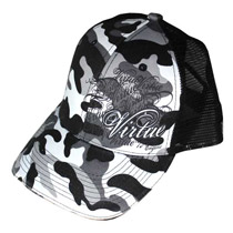 Virtue Script Hat - Urban Camo