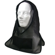 Fat Boy Protective Snood - Black