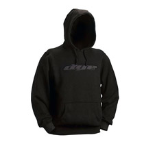 Dye 2010 Iconic Hooded Paintball Sweatshirt Black