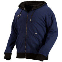 Empire 2010 Dizzy Hoodie Blue - XSmall