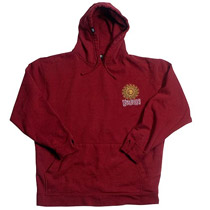 Empire SE Hoodie Sweatshirt Bladestar Maroon Medium