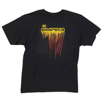 Empire 2012 Drip T-Shirt TW - Black