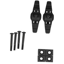 Dye DAM Magazine Coupler 2 Pack Black