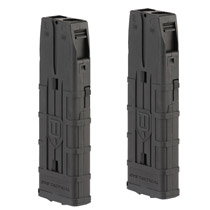 Dye Assault Matrix 20 Round Magazine Dual Pack Black