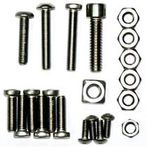 Lapco Stainless Steel Hardware Kit for Tippmann 98 Platinum