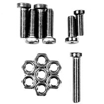 Lapco Stainless Steel Hardware Kit for TiPX