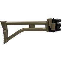 Lapco A-5 Folding AK-47 Wire Stock FDE