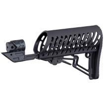 Tippmann TMC Air Thru Adjustable Stock Kit Black