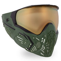 Bunker Kings CMD Thermal Paintball Goggles Master Sarge (Only 250 Worldwide)