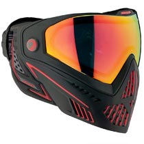 Dye I5 Paintball Mask Fire 2.0