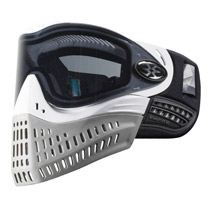 Empire E-Flex Thermal Paintball Mask LE White Grey