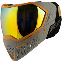 Empire EVS Thermal Paintball Goggles Team Edition AC Dallas Grey/Orange