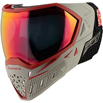 Empire EVS Thermal Paintball Goggles Team Edition Katana/Outlaws Grey/Red