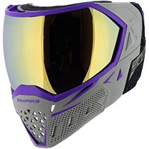 Empire EVS Thermal Paintball Goggles Team Edition Impact Grey/Purple