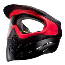 JT Premise Paintball Goggles Red