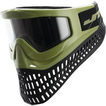 JT Proflex X Paintball Mask Olive