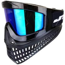 JT Proflex X Thermal Paintball Goggles Black w Fluorite Prizm Lens