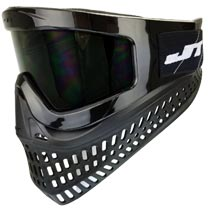 JT Proflex X Thermal Paintball Goggles Black w Smoke Lens
