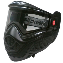 Kingman Highlite Paintball Goggles Black