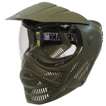 Tippmann Valor Paintball Goggle Olive
