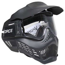 VForce Armor Goggles Black