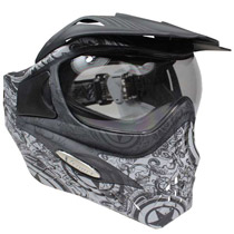 VForce Grill LTD Paintball Goggles Herald Grey