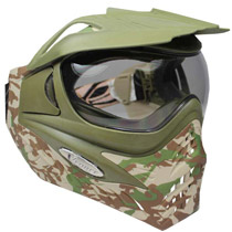 VForce Grill LTD Paintball Goggles Woodland Camo