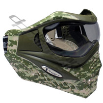 VForce Grill LTD Paintball Goggles Dual Tan Digi Cam