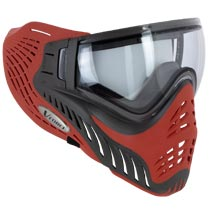 VForce Profiler Paintball Mask Thermal Scarlet Red