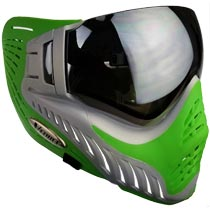 VForce Profiler Paintball Mask Thermal LE Spearmint Silver Lime