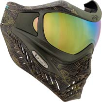 VForce Grill SE Dragon Fury Thermal Paintball Mask