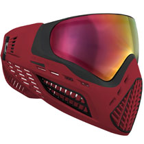 Virtue VIO Ascend Thermal Paintball Goggle Cardinal Fire Red
