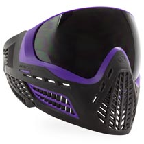 Virtue Vio Ascend Thermal Paintball Goggle Purple Smoke