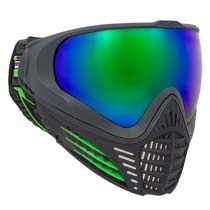Virtue VIO Contour 2 Thermal Paintball Goggle Emerald