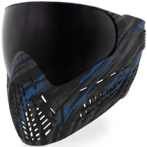 Virtue Vio Ascend Thermal Paintball Goggle Graphic Cyan