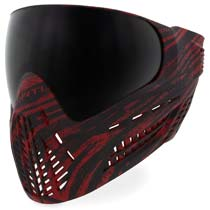 Virtue Vio Ascend Thermal Paintball Goggle Graphic Red