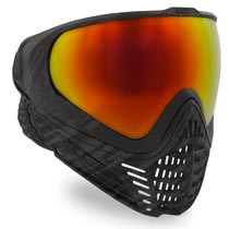 Virtue VIO Contour 2 Thermal Paintball Goggle Graphic Black Fire