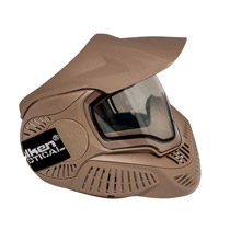 Valken Annex MI-7 Thermal Paintball Goggles Tan
