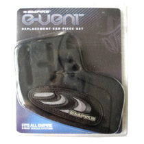 Empire E-Vent SN Goggle Ear Protector Set - Black
