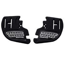 Empire E-Flex Goggle Ear Piece Black White