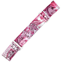 KM Limited Edition Goggle Strap Pink Comic